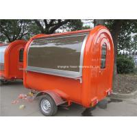 Wholesale Non - Slip Flooring Food Vending Trailer Catering Trailers Bbq Carts from china suppliers