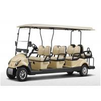 Wholesale 48V Battery Operated 8 Seater Golf Carts Golf Buggy For Modern Transport from china suppliers