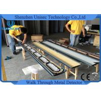 Wholesale High Sensitivity Multi Zones Walk Through Archway Metal Detector Waterproof from china suppliers