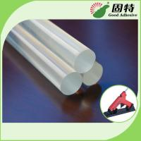 Wholesale Clear Transparent Colorless EVA Hot Melt Glue Stick Gun For Handicraft , Hot Melt Glue Adhesive from china suppliers