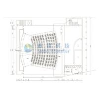 Wholesale 5D Motion Cinema Design Drawing , 4D Movie Theater Design For Public Areas from china suppliers