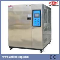Wholesale 3 Zone SUS 304 Electric Power LCD Thermal Shock Chamber -60 To 200 Degree from china suppliers