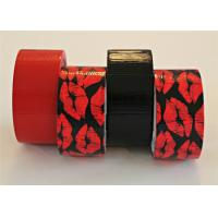 Wholesale Colorful Cloth Duct Tape Natural Rubber Adhesive For Heavy Duty Packaging from china suppliers