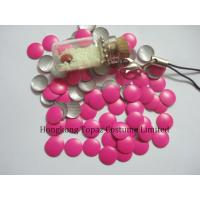 Wholesale hot fix nailhead neon color fluorescent nailhead from china suppliers