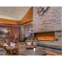 Wholesale European Artificial LED Flame Insert Wall Fireplace Heater With Remote Contorl from china suppliers
