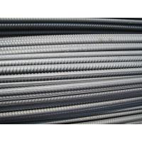 Wholesale Ribbed High Strength Deformed Steel Bars , Hot Rolled Deformed Bar HRB335 HRB400 HRB500 from china suppliers