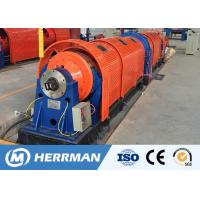 Wholesale Auto Wire Cable Machine , Rigid Stranding Machine 1.3~5.0mm Single Wire Diameter from china suppliers