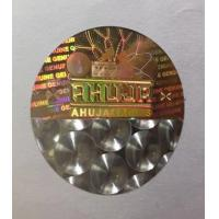 Wholesale Hologram laser sticker labels, cheap custom anti counterfeit hologram sticker security/anti fake label OEM Available from china suppliers