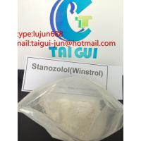 Wholesale Oral Winstrol Stanozolol Raw Anabolic Steroid Hormones Powders For Muscle Growth CAS 10418-03-8 from china suppliers