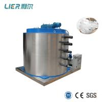 Wholesale Food Grade Stainless steel SUS304 Flake Ice Evaporator With Electronic controller , reductor from china suppliers