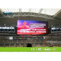 Wholesale IRON BOX P4 Outdoor LED Display , High Brightness Outdoor Advertising Billboards from china suppliers