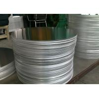 Wholesale Shining Mill Finished 3003 Aluminum Disc , Tableware High Strength Aluminum Disks from china suppliers
