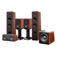 Wholesale Multi - Color 5.1 Home Cinema Speakers 500W With 10'' Active Subwoofer Wooden Box from china suppliers