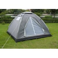 Wholesale Outside Sunshadow Easy Up Waterproof Camping House Tent With Large Living Room from china suppliers