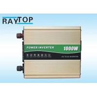 Wholesale 1000W Car Power Inverter Hybrid Solar Inverter 12v 220v With Charge Function from china suppliers