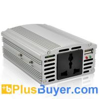 Wholesale 350W Power Inverter with USB Output (12V DC to 220V AC) from china suppliers
