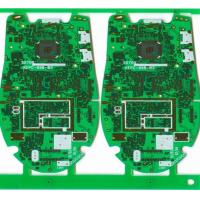 Wholesale FR-4 , CEM-1 , Aluminum Multilayer PCB Board plated gold for electronic products from china suppliers