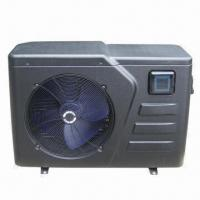 Quality Swimming Pool Heater, applies titanium coil exchanger and heat pump technology for sale