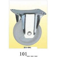 Wholesale PP small caster  caster wheel rigid 101 from china suppliers