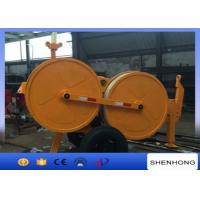 Wholesale 3T OPGW Installation Tools / Hydraulic Cable Puller For Line Construction from china suppliers
