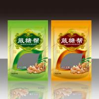 Wholesale Reclosed Plastic Food Packaging Bags Stand Up Pouch With Clear Window from china suppliers