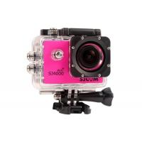 Wholesale Pink 1.5 Inch WIFI Full HD 1080P Underwater Sports Camera / DV Drift Action Cameras from china suppliers