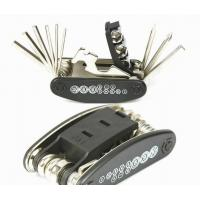 Wholesale Multi Functions Bicycle repairt Folding hand Tool with High Quality from china suppliers