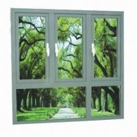 Buy cheap Aluminum Window with Sliding/Casement Style/Excellent Performance/Perfect Form/Efficient Energy from wholesalers