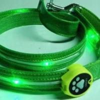 Wholesale LED Nylon Dog Leash, Reflective Leash, Environment-friendly, Available in Various Designs from china suppliers