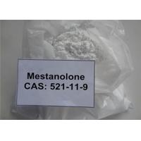 Wholesale Mestanolone Acetate Raw Hormone Powders CAS 521-11-9 Erectile Dysfunction Treatment from china suppliers