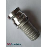 Buy cheap Aluminum Quick Disconnect Couplings type E from wholesalers