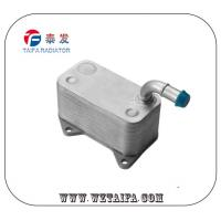 Wholesale Original VW / AUDI Engine Oil Cooler TF-1064 , Aluminum Oil Cooler 06D117021C from china suppliers
