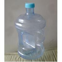 Wholesale Plastic mineral 3 Gallon Water Bottle or buket with handles from china suppliers