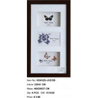 Wholesale hot sale 3 opening photo frame multi photo frame home decor wholesale photo frame from china suppliers