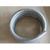 Wholesale Eco - friendly SS Finned Tube Coil for Oil Cooler / Stainless Steel Tubing Coil from china suppliers