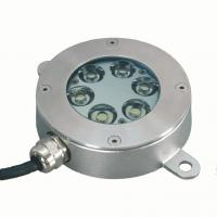 Wholesale 12W 6*2W Osram LED IP68 Waterproof High Power Wall Mounting SUS316 Stainless Steel LED Underwater Light from china suppliers