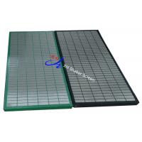 Buy cheap Drilling Mud Mi Swaco Shaker Screens Filtering Component For Whole Solid Control from wholesalers