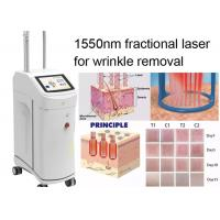 Wholesale Non Ablative Wrinkle Laser Machine With 1550nm Erbium Glass Fractional Laser Technology from china suppliers
