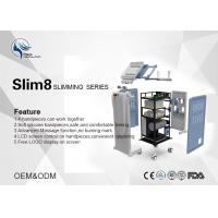 Wholesale Double Handles Fat Freezing Machine , Cryolypolysis Slimming Machine 4 Handpieces from china suppliers