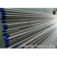 Wholesale Stainless Steel Welded Tube ASTM A249 , Stainless Steel Instrument Tubing 20FT Length from china suppliers