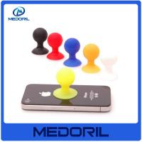 Wholesale Colorful Octopus Silicone Rubber Sucker Stand Holder For Mobile Phone from china suppliers