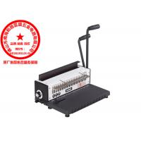 Wholesale Square Hole / Round Hole 3:1 Binder Double Wire Binding Machine TD-1500B34 from china suppliers