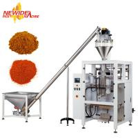 Wholesale Full Automatic Pepper Powder Pouch Packaging Machine With Auger Filler from china suppliers