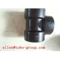 Wholesale ALLOY C2000 forged threaded tee from china suppliers