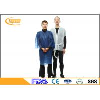 Quality Colorful Disposable SPA Products Disposable Bath Robes / sauna gown suit For Hotel / Home for sale