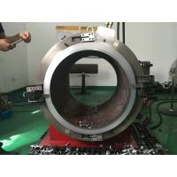 """Wholesale 2""""- 6"""" Working Range Pneumatic Pipe Cutting Beveling Machine Air Driven from china suppliers"""