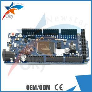 Quality DUE R3 Arduino Controller Board , SAM3X8E 32-bit ARM Cortex-M3 Control Board for sale
