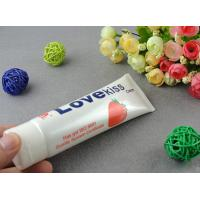 Wholesale 100ml Strawbettery / Orange Edible Sex Lubricating Oil Love Kiss Cream For Oral Sex from china suppliers