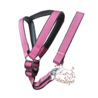 Wholesale popular nylon dog harness with several colors for choice from china suppliers