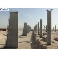 Wholesale Safety Circular Column Formwork , Column Steel Formwork Reusable C-H20 from china suppliers